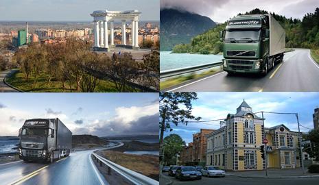 Автомобильные грузовые перевозки Полтава – Хмельницкий