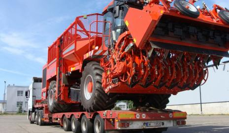 Доставка габаритных грузов