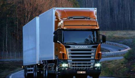 Доставка тяжелых грузов