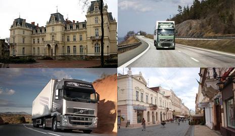 Доставка вантажу Львів – Чернівці