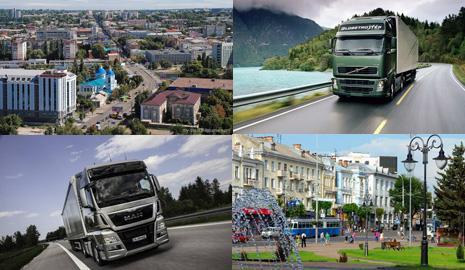 Грузоперевозка по Украине Кировоград – Винница