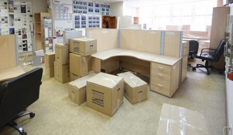 Качественный офисный переезд