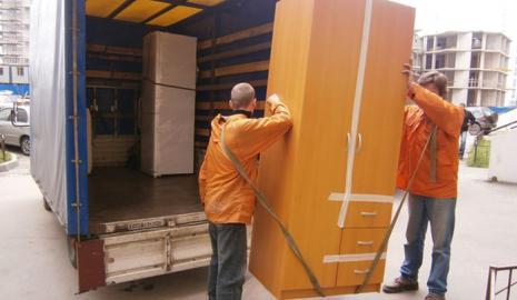 Квартирный переезд перевозка мебели