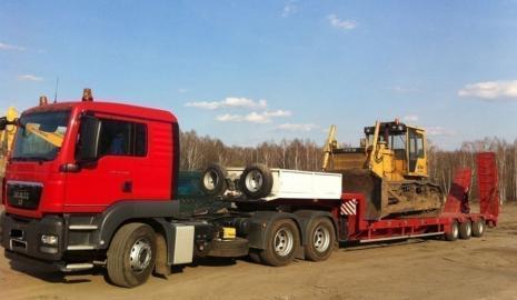 Перевозка трактора Киев — Кропивницкий, Кропивницкий — Киев