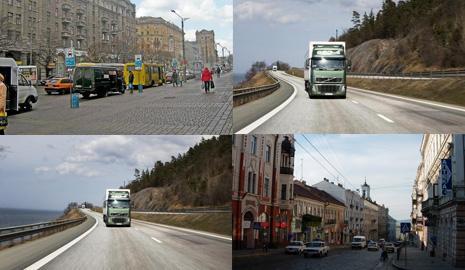 Перевозка грузов Харьков – Черновцы