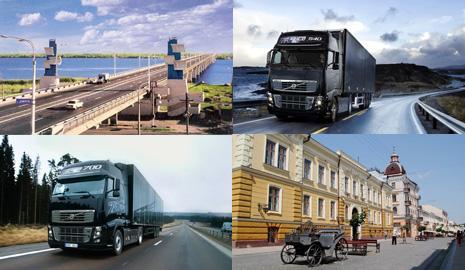 Перевозка грузов Херсон – Черновцы
