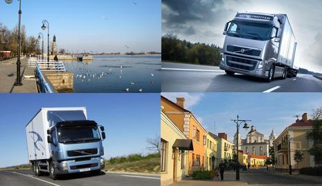 Перевозка грузов Херсон – Луцк