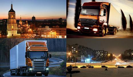 Перевозка грузов Николаев – Луцк