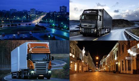 Перевозка грузов Сумы – Черновцы