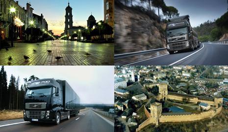 Перевозка грузов Сумы – Луцк