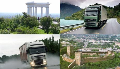Перевозка грузов Полтава – Луцк