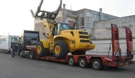 Перевозка негабаритных грузов Киев
