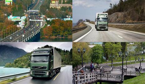 Попутный транспорт Днепропетровск — Чернигов