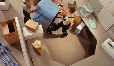 Профессиональный офисный переезд
