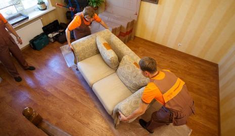 Профессиональный квартирный переезд