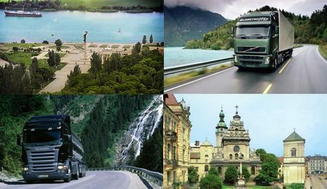 Транспортные услуги Херсон – Львов