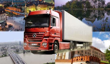 Транспортные услуги из Украины в Польшу, Польша Украина