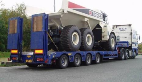 Цена перевозки негабаритных грузов