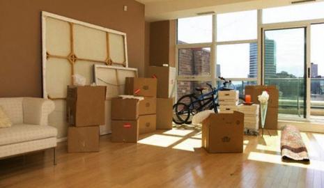 Заказать квартирный переезд